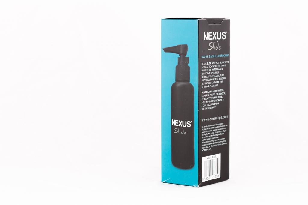 Arrière boîte Nexus Slide